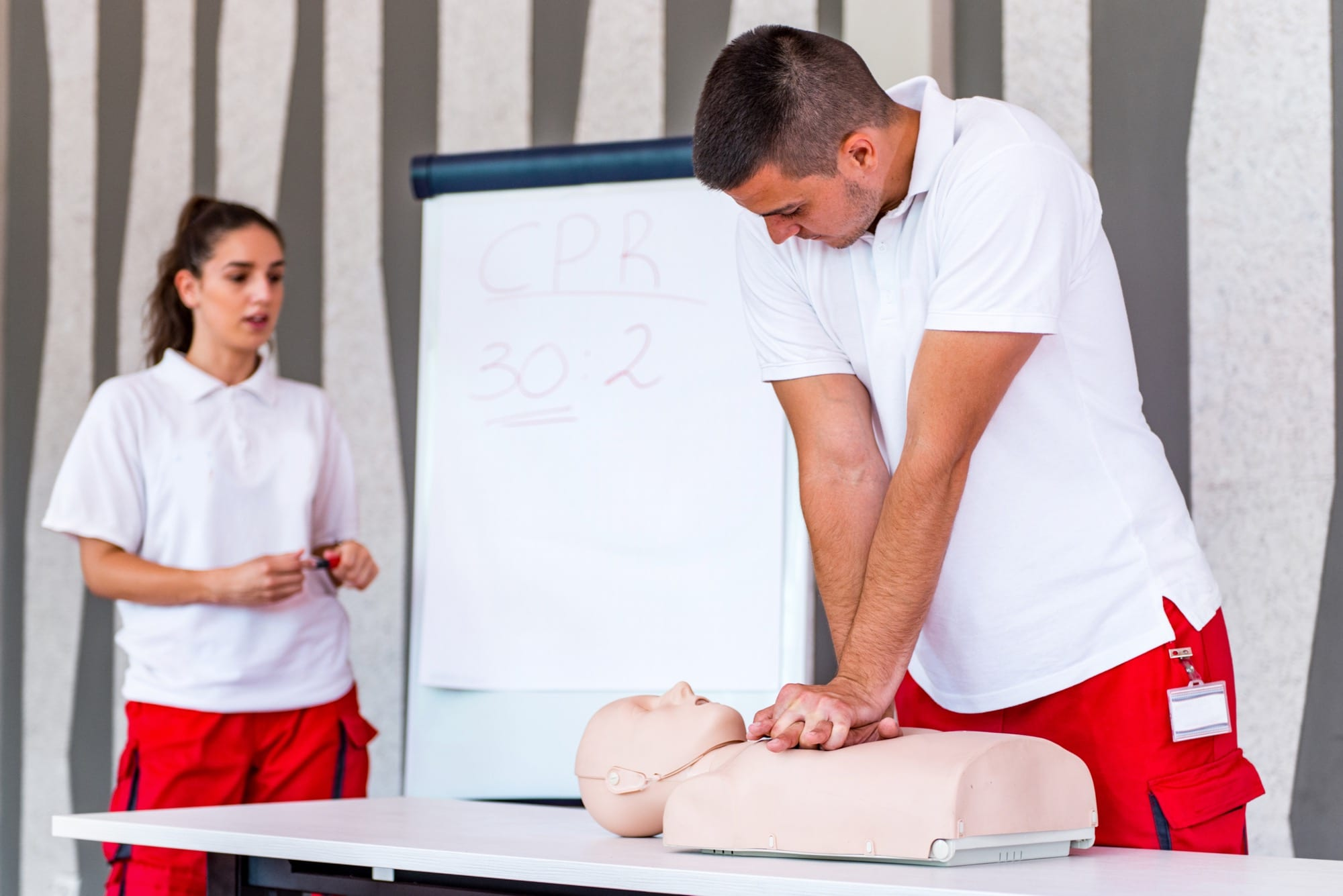 CPR Group Classes In Austin