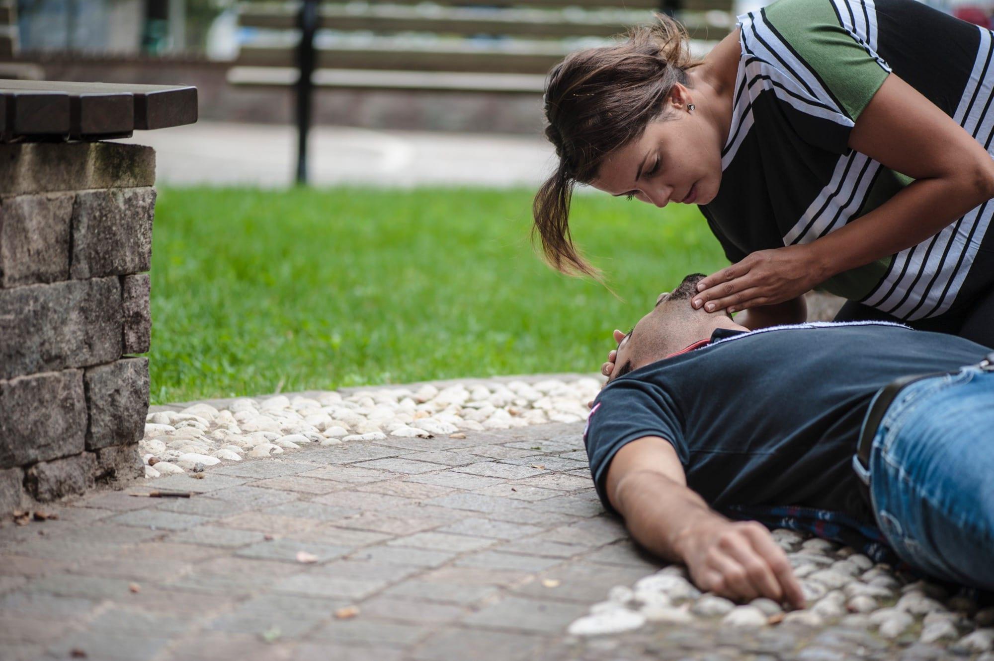 American Heart Association Certified CPR Training